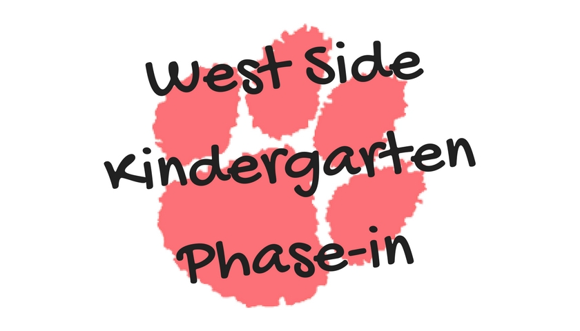 West Side Phase In