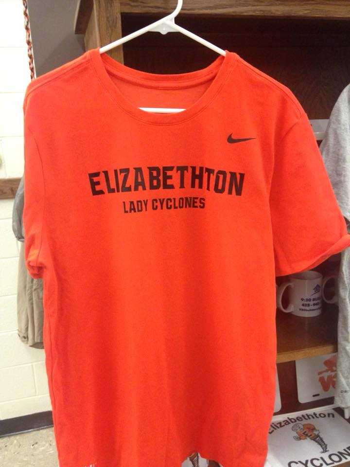 Elizabethton Lady Cyclones T-Shirt